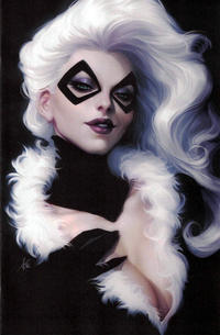 Cover Thumbnail for Black Cat (Marvel, 2019 series) #1 [Artgerm Virgin Art]