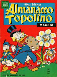 Cover Thumbnail for Almanacco Topolino (Arnoldo Mondadori Editore, 1957 series) #77