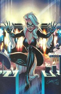 Cover Thumbnail for Black Cat (Marvel, 2019 series) #1 [J. Scott Campbell Virgin Art]