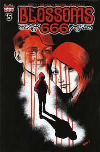 Cover Thumbnail for Blossoms: 666 (Archie, 2019 series) #5 [Cover B Adam Gorham]