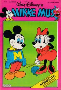 Cover Thumbnail for Mikke Mus (Hjemmet / Egmont, 1980 series) #9/1982