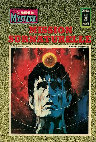 Cover for La Maison du Mystère (Arédit-Artima, 1975 series) #18