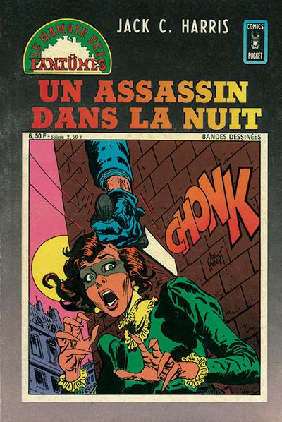 Cover for Le Manoir des Fantômes (Arédit-Artima, 1975 series) #26