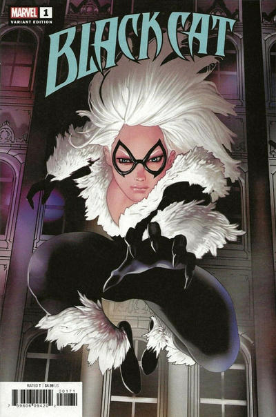 Cover for Black Cat (Marvel, 2019 series) #1 [Phil Noto]