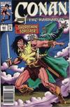 Cover for Conan the Barbarian (Marvel, 1970 series) #257 [Australian]