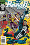 Cover Thumbnail for Punisher 2099 (1993 series) #12 [Newsstand]