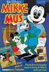 Cover for Mikke Mus (Hjemmet / Egmont, 1980 series) #2/1984