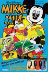 Cover for Mikke Mus (Hjemmet / Egmont, 1980 series) #3/1984