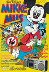 Cover for Mikke Mus (Hjemmet / Egmont, 1980 series) #4/1984