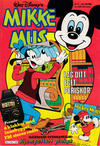 Cover for Mikke Mus (Hjemmet / Egmont, 1980 series) #5/1984