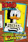 Cover for Donald spesial (Hjemmet / Egmont, 2013 series) #[2/2019]