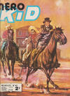 Cover for Néro Kid (Impéria, 1972 series) #41