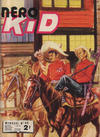 Cover for Néro Kid (Impéria, 1972 series) #49
