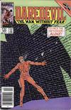 Cover for Daredevil (Marvel, 1964 series) #223 [Canadian]