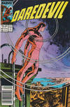 Cover for Daredevil (Marvel, 1964 series) #241 [Newsstand]