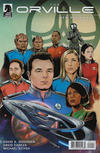 Cover for The Orville (Dark Horse, 2019 series) #1