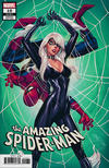 Cover Thumbnail for Amazing Spider-Man (2018 series) #10 (811) [Variant Edition - Black Cat - J. Scott Campbell Cover]