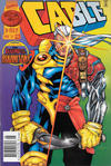 Cover Thumbnail for Cable (1993 series) #43 [Newsstand]