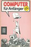 Cover for Sach-Comic (Rowohlt, 1979 series) #7550 - Computer für Anfänger