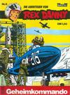 Cover for Rex Danny (Bastei Verlag, 1973 series) #8
