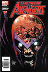 Cover for New Avengers (Marvel, 2005 series) #20 [Newsstand]