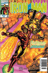 Cover Thumbnail for Iron Man (1998 series) #4 [Newsstand]