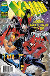 Cover for X-Man (Marvel, 1995 series) #24 [Newsstand]