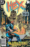 Cover for Hex (DC, 1985 series) #3 [Canadian]