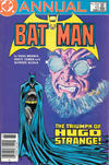 Cover for Batman Annual (DC, 1961 series) #10 [Canadian]