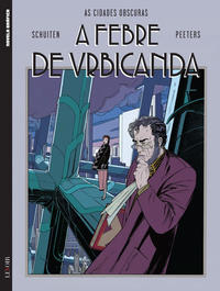 Cover Thumbnail for Novela Gráfica 2019 (Levoir, 2019 series) #3 - A Febre de Urbicanda