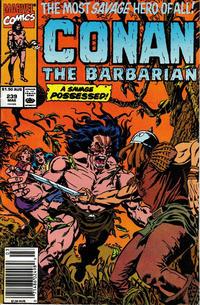 Cover Thumbnail for Conan the Barbarian (Marvel, 1970 series) #239 [Australian]