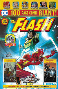 Cover Thumbnail for The Flash Giant (DC, 2019 series) #6