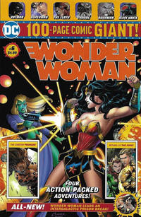 Cover Thumbnail for Wonder Woman Giant (DC, 2019 series) #6