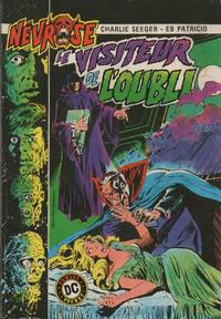 Cover Thumbnail for Névrose (Arédit-Artima, 1985 series) #1