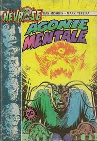 Cover Thumbnail for Névrose (Arédit-Artima, 1985 series) #2