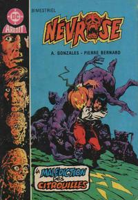 Cover Thumbnail for Névrose (Arédit-Artima, 1985 series) #3