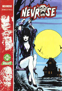 Cover Thumbnail for Névrose (Arédit-Artima, 1985 series) #13