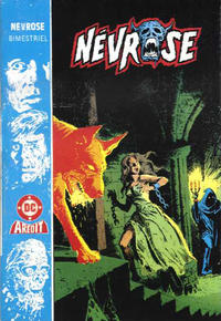 Cover Thumbnail for Névrose (Arédit-Artima, 1985 series) #15