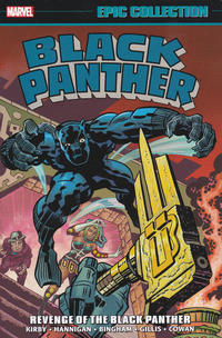 Cover Thumbnail for Black Panther Epic Collection (Marvel, 2016 series) #2 - Revenge of the Black Panther