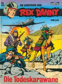 Cover Thumbnail for Rex Danny (Bastei Verlag, 1973 series) #28