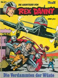 Cover Thumbnail for Rex Danny (Bastei Verlag, 1973 series) #27