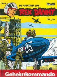 Cover Thumbnail for Rex Danny (Bastei Verlag, 1973 series) #8