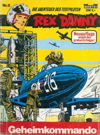 Cover Thumbnail for Rex Danny (Bastei Verlag, 1979 series) #8