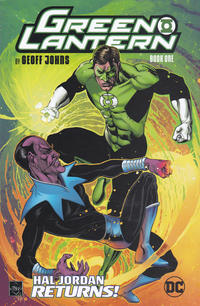 Cover Thumbnail for Green Lantern by Geoff Johns (DC, 2019 series) #1