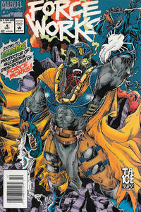 Cover Thumbnail for Force Works (Marvel, 1994 series) #4 [Newsstand]