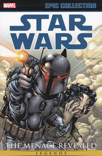 Cover Thumbnail for Star Wars Legends Epic Collection: The Menace Revealed (Marvel, 2018 series) #1