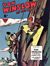 Cover Thumbnail for Don Winslow of the Navy (L. Miller & Son, 1952 series) #123