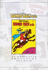 Cover Thumbnail for Donald Duck & Co De komplette årgangene (Hjemmet / Egmont, 1998 series) #[115] - 1971 del 3