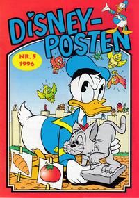 Cover Thumbnail for Disney-posten (Hjemmet / Egmont, 1995 ? series) #5/1996