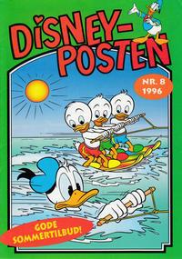 Cover Thumbnail for Disney-posten (Hjemmet / Egmont, 1995 ? series) #8/1996